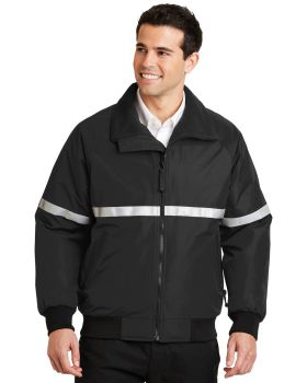 Port Authority J754R Challenger Jacket with Reflective Taping