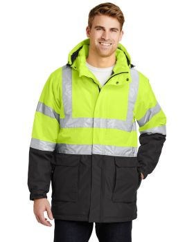 Port Authority J799S Safety Heavyweight Parka