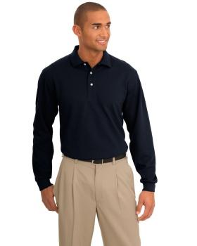 Port Authority K455LS Rapid Dry Long Sleeve Sport Shirt