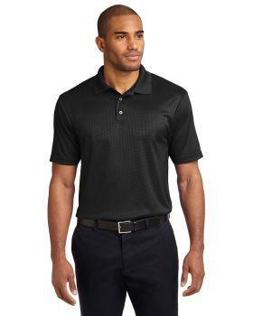Port Authority K528 Performance Fine Jacquard Sport Shirt