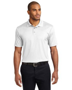 Port Authority K528 Performance Fine Jacquard Sport Shirt
