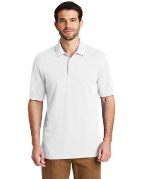 Port Authority K8000 EZCotton Polo