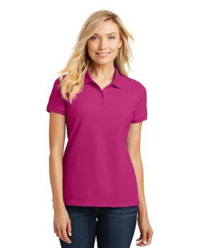 Port Authority L100 Ladies Core Classic Pique Polo Shirt
