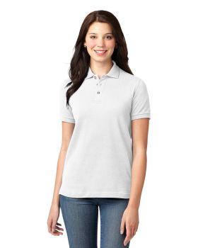 Port Authority L420 Ladies Pique Knit Sport Shirt
