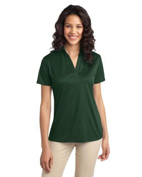 Port Authority L540 Ladies Silk Touch Performance Polo Shirt
