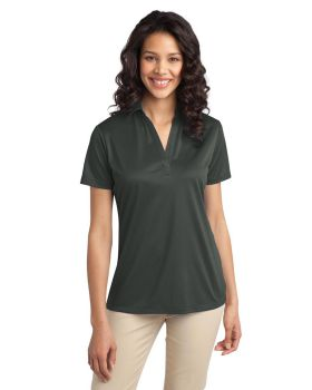 'Port Authority L540 Ladies Silk Touch Performance Polo Shirt'