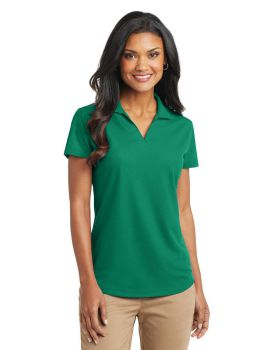 Port Authority L572 Ladies Dry Zone Grid Polo Shirt