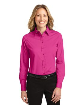 Port Authority L608 Ladies Long Sleeve Easy Care Shirt