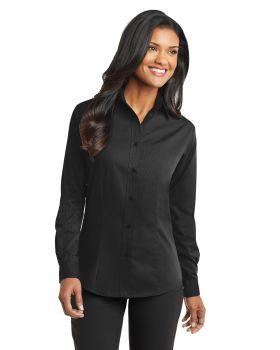 Port Authority L613 Ladies Tonal Pattern Easy Care Shirt