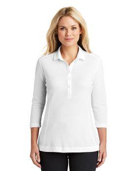 Port Authority LK581 Ladies Coastal Cotton Blend Polo