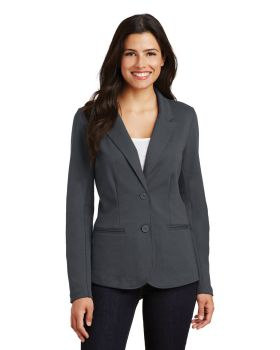 Port Authority LM2000 Ladies Knit Blazer