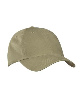 Port Authority PWU Garment-Washed Cap