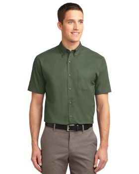 Port Authority S508 Short Sleeve Easy Care Shirt