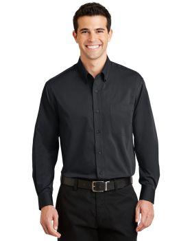 Port Authority S613 Tonal Pattern Easy Care Shirt
