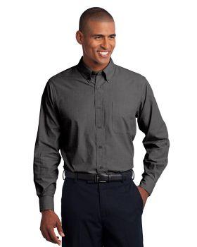 Port Authority S640 Crosshatch Easy Care Shirt