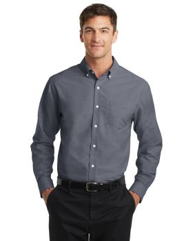 Port Authority S658 SuperPro Oxford Shirt