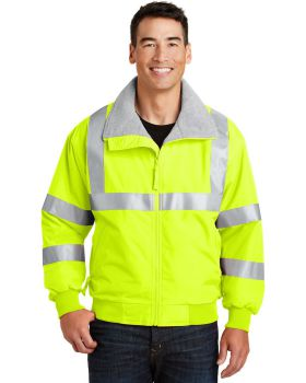 Port Authority SRJ754 Safety Challenger Jacket with Reflective Taping