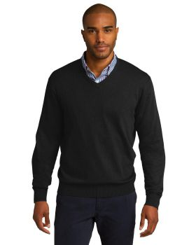 Port Authority SW285 V-Neck Sweater