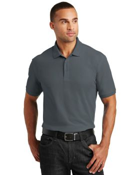 Port Authority TLK100 Tall Core Classic Pique Polo Shirt