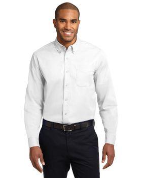 Port Authority TLS608 Tall Long Sleeve Easy Care Shirt