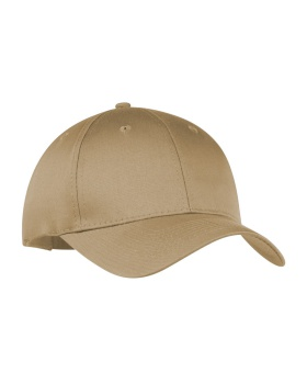 Port & Company CP80A Six-Panel Twill Cap