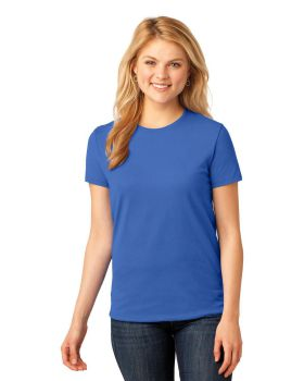 Port & Company LPC54 Ladies Core Cotton Tee