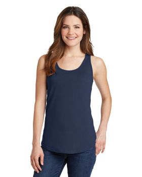 Port & Company LPC54TT Ladies Core Cotton Tank Top
