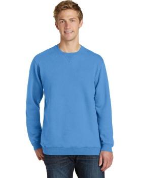 Port & Company PC098 Pigment-Dyed Crewneck Sweatshirt