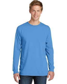 Port & Company PC099LS Pigment-Dyed Long Sleeve Tee