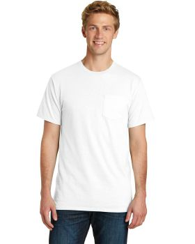 Port & Company PC099P Pigment-Dyed Pocket Tee