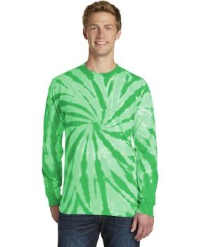 Port & Company PC147LS Tie Dye Long Sleeve T-Shirt