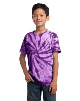 Port & Company PC147Y Youth Tie Dye T-Shirt
