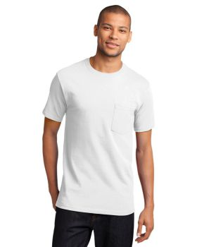 Port & Company PC61P Essential Pocket Tee