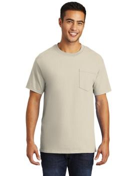 Port & Company PC61PT Tall Essential Pocket T-Shirt