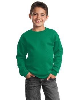 Port & Company PC90Y Youth Core Fleece Crewneck Sweatshirt