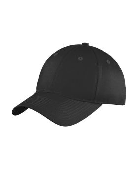 Port & Company YC914 Youth Six-Panel Unstructured Twill Cap