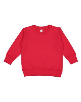 Rabbit Skins 3317 Toddler Fleece Crewnneck Sweatshirt