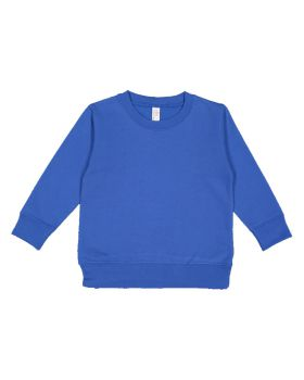 'Rabbit Skins 3317 Toddler Fleece Crewnneck Sweatshirt'