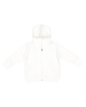 Rabbit Skins 3346 Toddler Full-Zip Fleece Hooded Sweatshirt