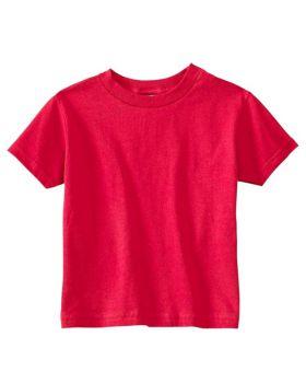 'Rabbit Skins RS3301 Toddler Cotton Jersey T-Shirt'