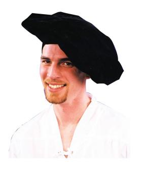 Rasta imposta GC159 Renaissance Hat Black