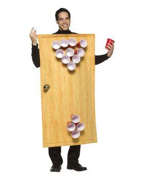 Rasta imposta GC6028 Beer Pong Costume
