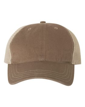 Richardson 111 Garment Washed Trucker Cap