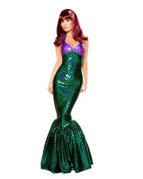 RomaCostume 10076 1Pc Mermaid Temptress