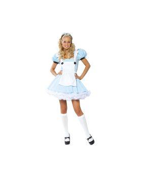 RomaCostume 1459 3Pc Alice Costume