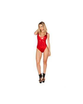 RomaCostume 3426 High Cut Romper