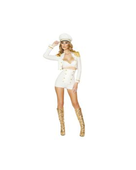 RomaCostume 4521 3Pc Sultry Sailor Babe