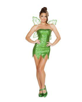 RomaCostume 4732 2Pc Mischievous Fairy