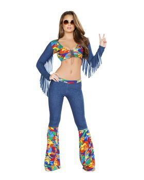 RomaCostume 4749 2Pc Groovy Love Child