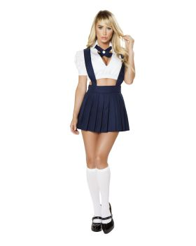 RomaCostume 4754 3Pc Naughty Private School Hottie